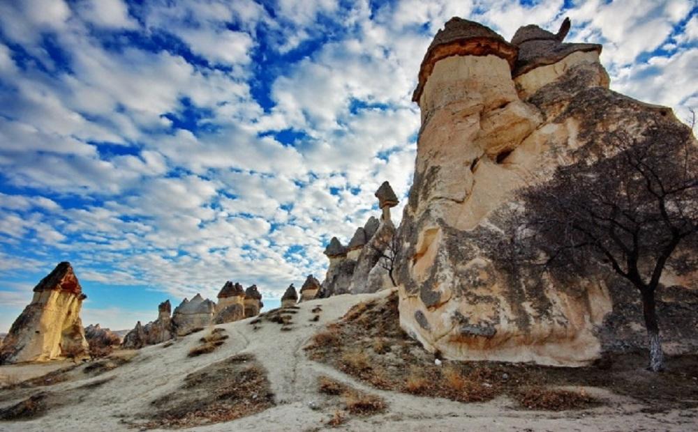 Vip Kapadokya Bölge Turu