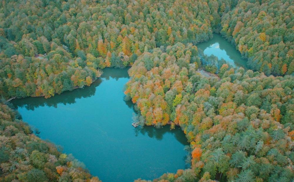 Doğanın Kalbi Yedi Göller