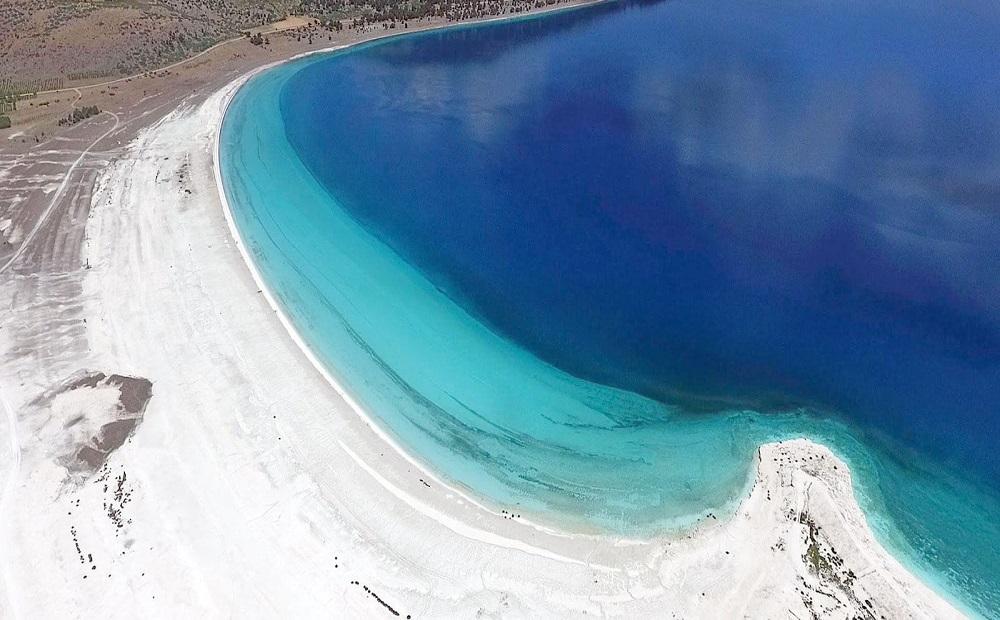 Pamukkale Salda Gölü