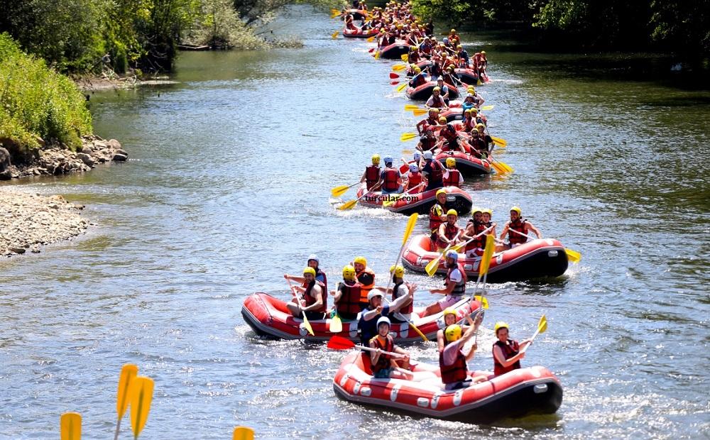 Melende Rafting Turu